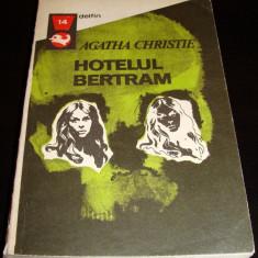 HOTEL BERTRAM - Agatha Christie