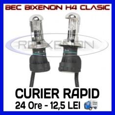 BEC BECURI BIXENON H4 XENON - 4300K, 5000K, 6000K, 8000K - Bec xenon BOORIN