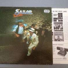 SAILOR - TROUBLE (1975) - CBS REC - DISC VINIL/PICK-UP/VINYL/ROCK - made in RFG - Muzica Rock Columbia
