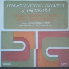 CONCERTE PENTRU TROMPETA SI ORCHESTRA (DISC VINIL) - Muzica Clasica