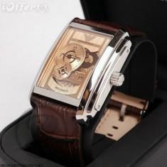 Ceas armani meccanico automatic elegant - Ceas barbatesc Armani, Mecanic-Automatic