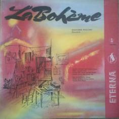LA BOHEME - GIACOMO PUCCINI (DISC VINIL) - Muzica Clasica