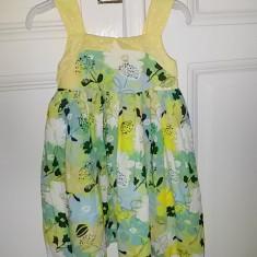 Noua! Rochita de vara superba, marca Miniclub, fetite 2-3 ani, Culoare: Multicolor
