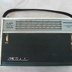 RADIO MAMAIA 3 , MODEL S651T3  , ELECTRONICA .