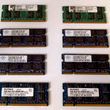 MEMORIE LAPTOP SODIMM 2GB DDR2 800MHZ PC2 6400 (1x2gb)