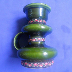 SUPORT LUMANARI DIN CERAMICA - Arta Ceramica