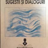 SUGESTII SI DIALOGURI - Ilie Cileaga, Elena Jiga - Manual scolar, Romana