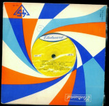 -Y- IUBIRE TE SALUT / VOCE PUICA ARMANCU  - DISC VINIL LP - RAR 1962 !