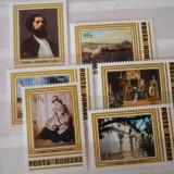 1981  Reproduceri de arta - Th Aman  LP 1038 0846, Nestampilat