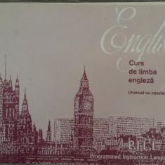 ENGLISH - CURS DE LIMBA ENGLEZA - PILL (Programmed Instruction Language Learning) - Curs Limba Engleza