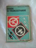DIODE SI TRANZISTOARE   - Rodica Irina Rabeja