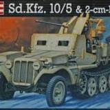 + Macheta Revell 03061 1:35 - Demag D7 Sd.Kfz.10/5 Flak 38 (VEZI NOTA)  +