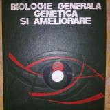 Biologie generala genetica si ameliorare Dumitru Buican