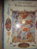 Ruslan si Ludmila (cartea este in limba engleza/ cu ilustratii)-Puskin, Alta editura