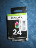 Lexmark 24- cartus color. Compatibil X3430, 3530, 3550, 4530, 4550, Z1400, Z1410, Z1420., Multicolor