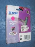 Epson-cartus magenta T0803.