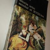 Manual de istoria artei. Secolul al XVIII-lea, vol. II / G. Oprescu / Meridiane, Biblioteca de Arta nr. 411 / 1985