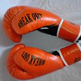 Manusi  kickbox box piele 10 oz