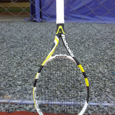 Racheta de tenis Babolat AeroPro Drive Lite GT - Racheta tenis de camp Babolat, Performanta, Adulti