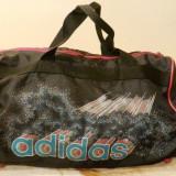 Geanta voiaj / turism Adidas, originala; 48 x 33 x 25 cm = 40 litri volum