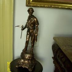 Statueta bronz - Metal/Fonta, Statuete
