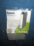 Primation Epson T0553 compatibil R240, 245, rx 420, 425, 520.