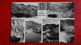 Vedere-Lacuri Fagaras:Capra,Caltun,Podragelul,Podul Giurgiului,Podragul si Bilea