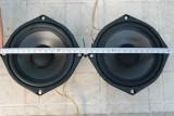 Difuzoare MONACOR HIFI BASS-MIDRANGE SPEAKER 2 X 60WMAX 2 X 8Ω, 41-80 W, Difuzoare bass