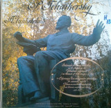 P. TCHAIKOVSKY - SERENADE FOR STRING ORCHESTRA IN C MAJOR OP 48* ITALIAN CAPRICCIO ON THEMES OF FOLK SONGS, OP 45 - DISC VINIL