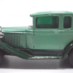 MATCHBOX by LESNEY-MADE IN ENGLAND -FORD MODEL A-++2501 LICITATII !! - Macheta auto Matchbox, 1:64