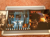 STYX - KILLROY WAS HERE (1983/A & M REC/RFG)-gen:ROCK/PROG - VINIL/PICK-UP/VINYL