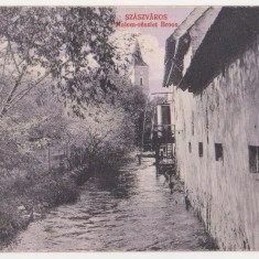 Orastie, Moara, necirculata, 1916
