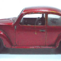 MATCHBOX by LESNEY-MADE IN ENGLAND -VW 1500 SALOON-++2501 LICITATII !! - Macheta auto Matchbox, 1:64