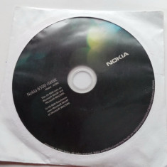 CD_Program_Software_ PC SUITE _ORIGINAL_pt_ NOKIA 6500 CLASSIC = 7 Lei, Utilitare, Retail, peste 10