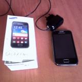 Vand Telefon Samsung Galaxy Ace Plus - Garantie-orice retea - Telefon mobil Samsung Galaxy Ace Plus