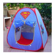 Cort copii superman - Spatiu de joaca