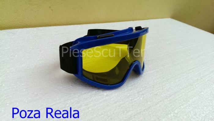 Ochelari Moto / Scuter / Atv ( Cross Enduro ) foto mare