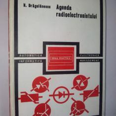 Agenda Radioelectronistului - N. Dragulescu Ed. Tehnica 1983 - Carti Electronica