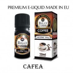 Arome de tigari electronice-Cafea 0 % nicotina