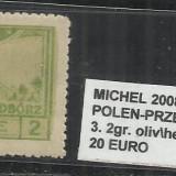 POLONIA - 3. 2GR. OLIV \ HELLOLIV . - NESTAMPILAT, Altele