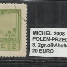POPONIA  - 3. 2GR. OLIV \ HELLOLIV   - STAMPILAT
