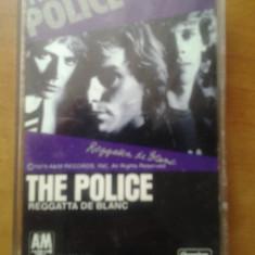 Caseta audio The Police - Reggatta de Blanc Sting Summers originala originala experimental new wave rock pop - Muzica Rock, Casete audio