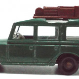 MATCHBOX by LESNEY-MADE IN ENGLAND -LAND ROVER SAFARI-+=2501 LICITATII !!