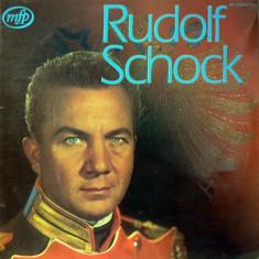 Rudolf Schock - Funiculi-Funicula_Du Bist Die Welt Fur Mich (Vinyl) - Muzica Opera electrecord, VINIL