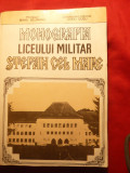 M.Bajenaru si D.Gusu -Monografia Liceului Militar Stefan cel Mare, Alta editura