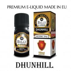Arome de tigari electronice-Dhunhill ( Dunhill ) 0 % MG nicotina - Lichid tigara electronica
