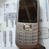 Alcatel One Touch 322 - Telefon Alcatel, Argintiu, Nu se aplica, Orange, Fara procesor