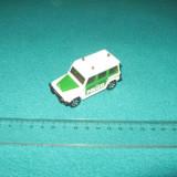 macheta matchbox - mercedes polizei