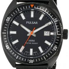 Pulsar PS9231 ceas barbati nou, 100% veritabil. Garantie.In stoc - Livrare rapida. - Ceas barbatesc Pulsar, Casual, Inox, Analog