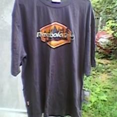 TRICOU AUTENTIC REEBOK XL - Tricou barbati Reebok, Culoare: Din imagine, Maneca scurta, Bumbac